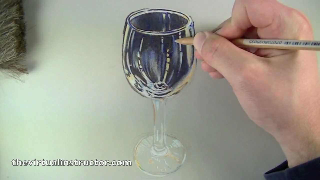 How to Draw Glass Podcast 3 - YouTube
