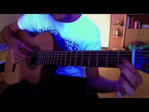 Farin Urlaub - Phänomenal Egal (guitar lesson by ronbelafarinrod) HD