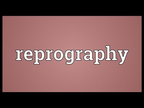 Header of reprography