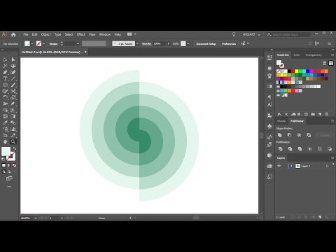 How to Create a Spiral S in Adobe Illustrator thumbnail