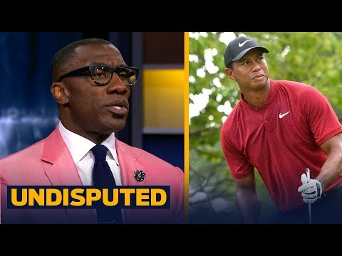 Skip and Shannon on Tiger's second-place finish at the 2018 PGA Championship | GOLF | UNDISPUTED