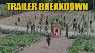 The Walking Dead Mid Season 9 Trailer Breakdown & 9B Theory - Alpha Beta & Lydia Are Coming