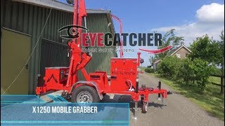 Mobile Fall Protection X1250 Mobile Grabber
