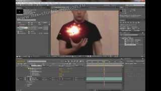 Фото Создание магических спецэффектов на основе трекинга