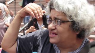 مصر العربية | ليلى سويف: أحكام الأرض تهريج والقضاء فقد أهليته ولم يعد فيه رجى