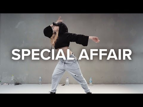 Special Affair  The Internet  Isabelle Choreography