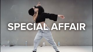 Special Affair - The Internet / Isabelle Choreography