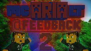 Minecraft Feedback Ep. 2