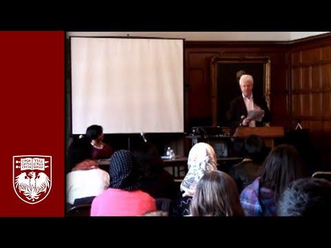 """Peter van der Veer, Max Planck Institute: """"Keeping the Muslims Out"""""""