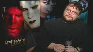 HellBoy 2 - Guillermo Del Toro (fascination with monsters)