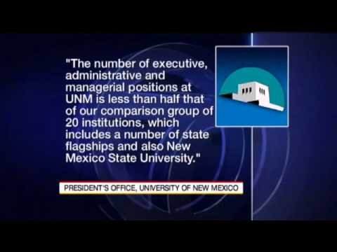 UNM stands by Vice Presidents' Salaries