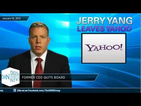 Wikipedia Blacks Out & Jerry Yang Leaves Yahoo