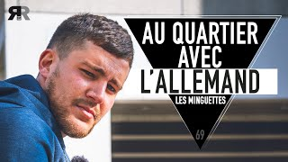 L'ALLEMAND - L'Interview au quartier : Les Minguettes, JuL, le football, Rohff, la Tour 69, Hornet…