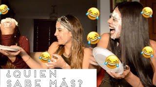 ¿QUIÉN SABE MÁS?- Susana Jaramillo ft. Ana María Álvarez, Manuela Ramirez.