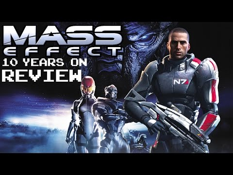 Mass Effect - How's It Hold Up Years 10 On  Review
