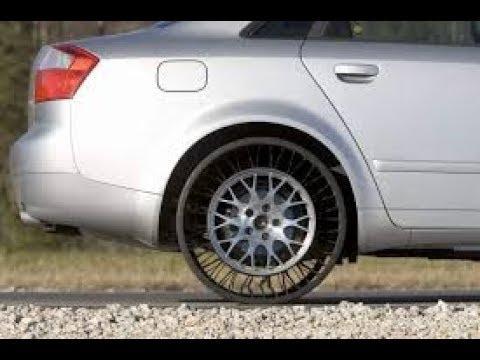 Нано колеса. Колеса будущего. Безвоздушные шины,которым не нужен насос и которые не боятся гвоздей
