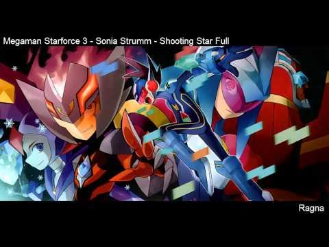 Megaman Starforce 3 - Sonia Strumm - Shooting Star Full + mp3 Download