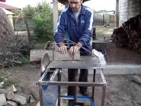 circular de lemne