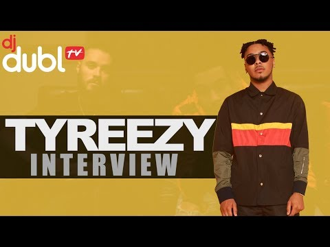 Tyreezy Interview - Top artists in Manchester, signing to Island Records & new song 'No Doubt'