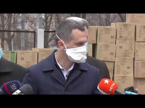 ObjectivTv: У ХОДА розповіли, навіщо біля лікарень встановили намети