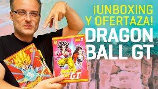 Dragon Ball GT - ¡Unboxing y ofertaza de la serie completa!