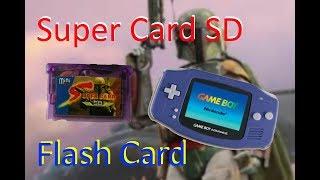 Super Card SD GBA