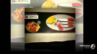 Заказать набор ножей для кухни из Китая