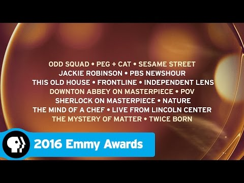 2016 PBS Emmy Wins | PBS