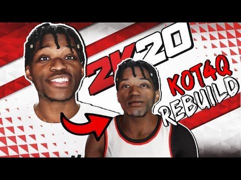 The KOT4Q Rebuilding Challenge in NBA 2K20