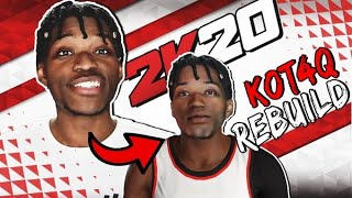 The KOT4Q Rebuilding Challenge in NBA 2K20