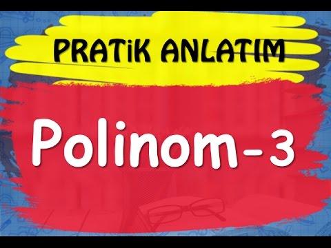 Polinomlar ( 3/3) - Abdül Aziz Gürbüz (2019)