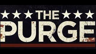 The Purge Countdown and Announcement HD - انذار و صافرة تحذير فيلم التطهير مترجم للعربية
