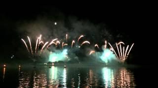 Салют на День Города в Астане. 6/07/14.