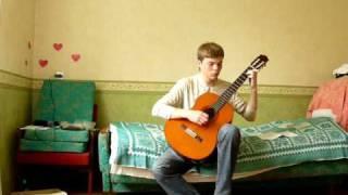 Цыганочка (Ciganochka)- acoustic cover - Lukin Sergey