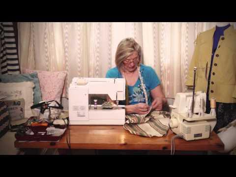 #GRANDFEST - Maureen's soft furnishing Masterclass