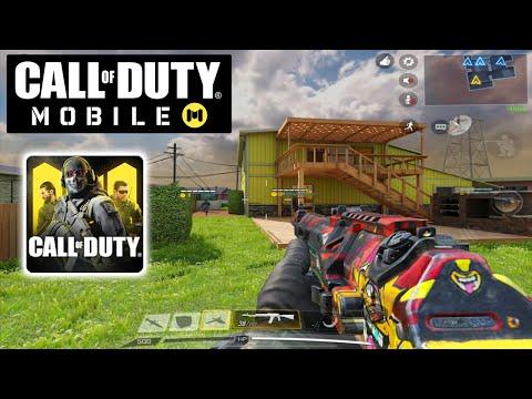 Call of Duty Mobile LIVE - Permite obter algumas nozes + vídeo