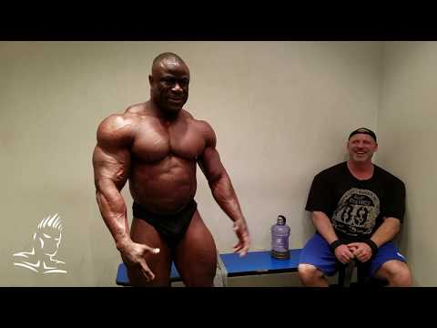 Be Built by Broser Bola Ojex poses 1 week out from Cali Pro, do's & don'ts on side laterals & Ask Me