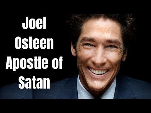 Joel Osteen Exposed