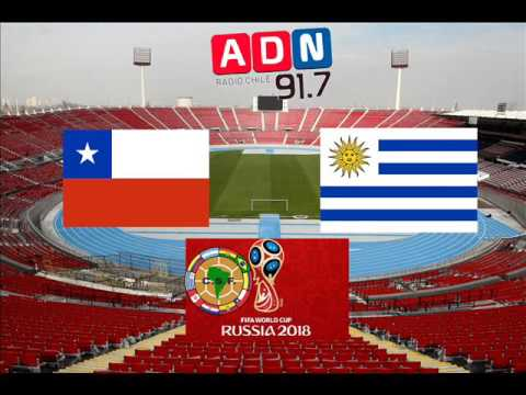 Chile 3 Uruguay 1 - Eliminatorias Mundial De Rusia 2018 - ADN Radio Chile 91.7