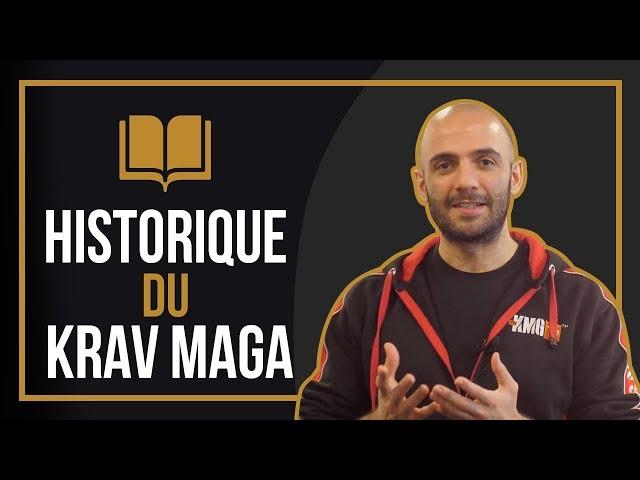Historique du krav maga