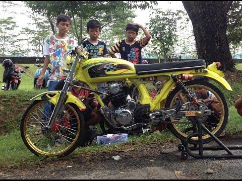 CB Racinglook Dragbike~ DRAGBIKE BANJARNEGARA BSMC