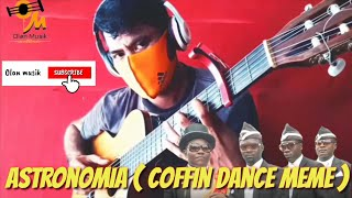 FINGERSTYLE COFFIN DANCE   Fingerstyle Cover
