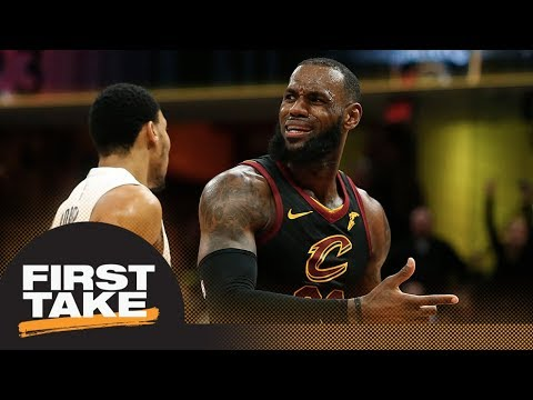 Stephen A. and Max debate what new-look Cavaliers' loss means to the East | First Take | ESPN
