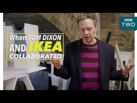 Is it a sofa or a bed? Tom Dixon and IKEA collaborate - Flatpack Empire - BBC Two