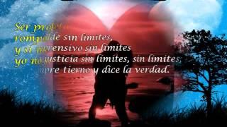 AMOR SIN LIMITES**Jose Luis Perales**