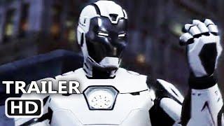 PS4 - Marvel's Avengers Co-op Gameplay 4K (2020)