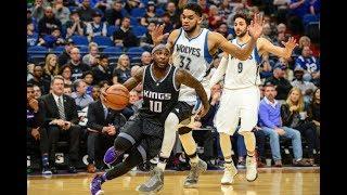 Sacramento Kings vs Minnesota Timberwolves - Full Game Highlights | Dec 14, 2017 | Ximo Pierto