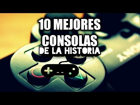 top 10 mejores consolas de videojuegos