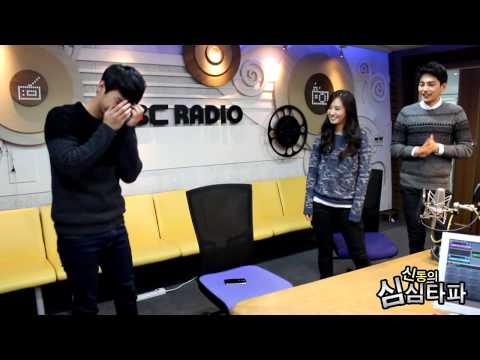 신동의 심심타파 - Seo In-guk - Sexy dance, 서인국 - 섹시댄스 20131029