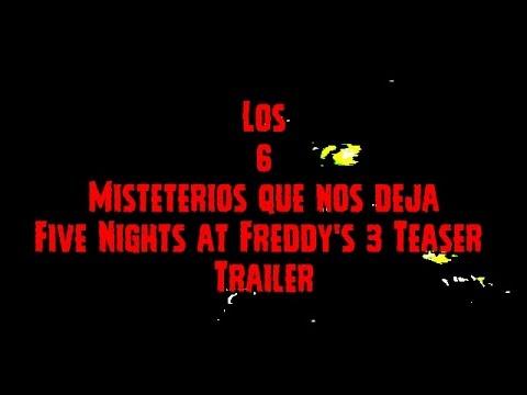 Trailer do filme Fantasias e Mistérios